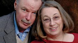 Al and Judy Voigt