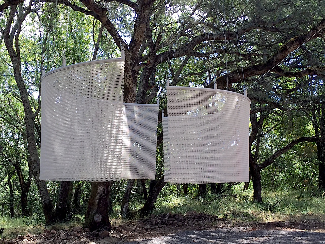 Ned Kahn - Wind Curtain